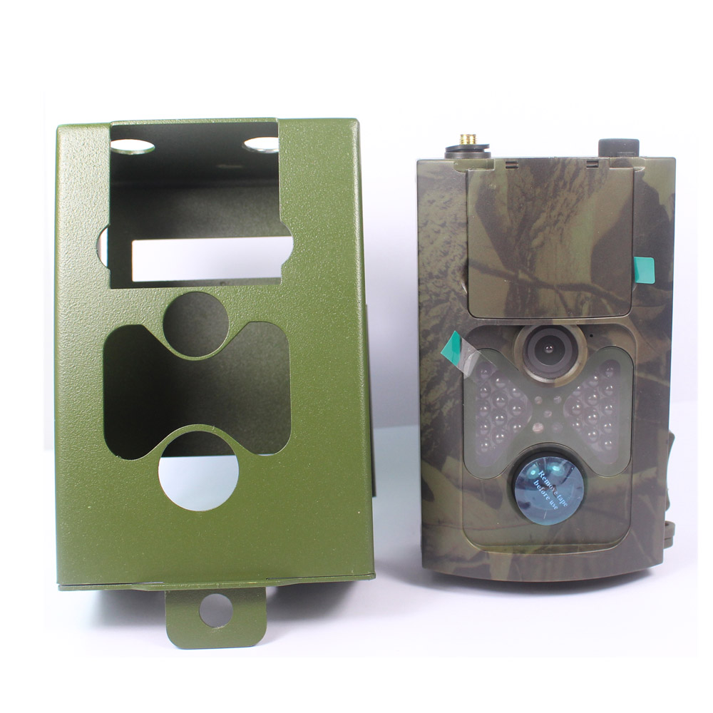 Hunting Camera Security Protection Metal Case Iron Lock Box for HC550A HC550M HC550M HC500M 1
