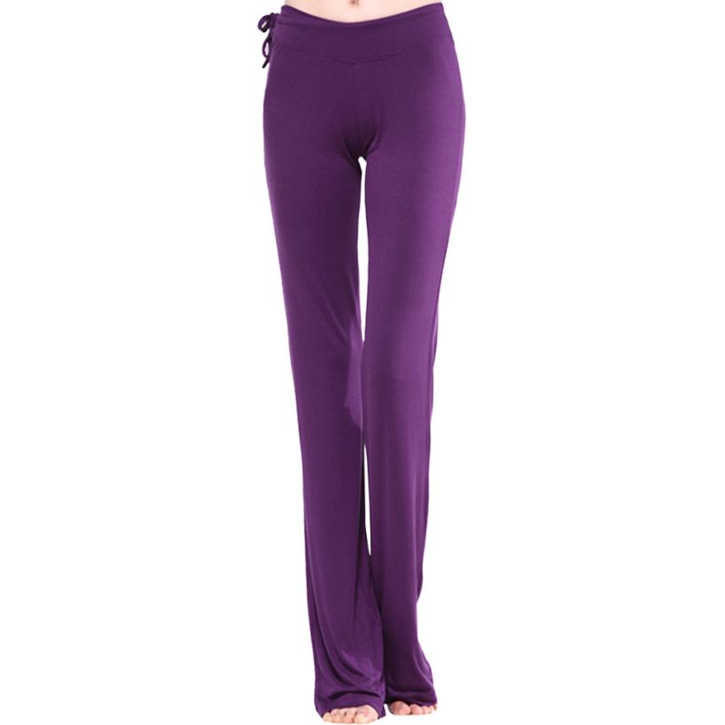 Vska Mens Modal Cotton Plus Size Soft Modal Loose Wide Leg Yoga Pants