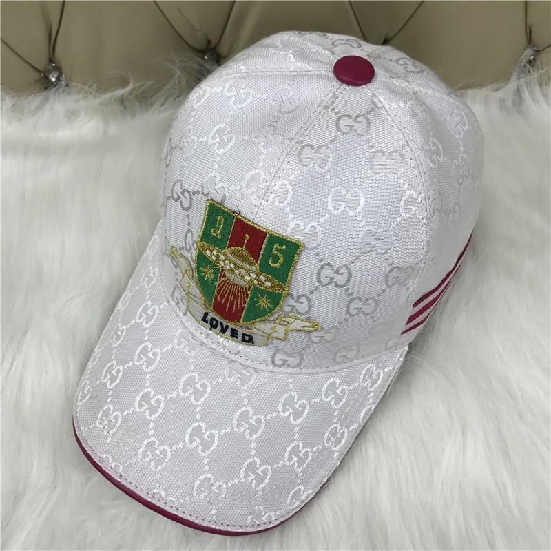 Compre 2018 Nuevo Sombrero Moda Hombre Y Mujer Lienzo Gorra De ...