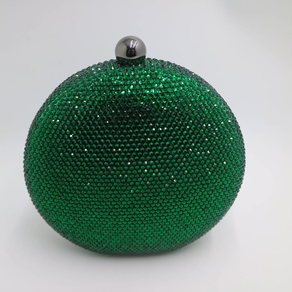 green-evening-bag