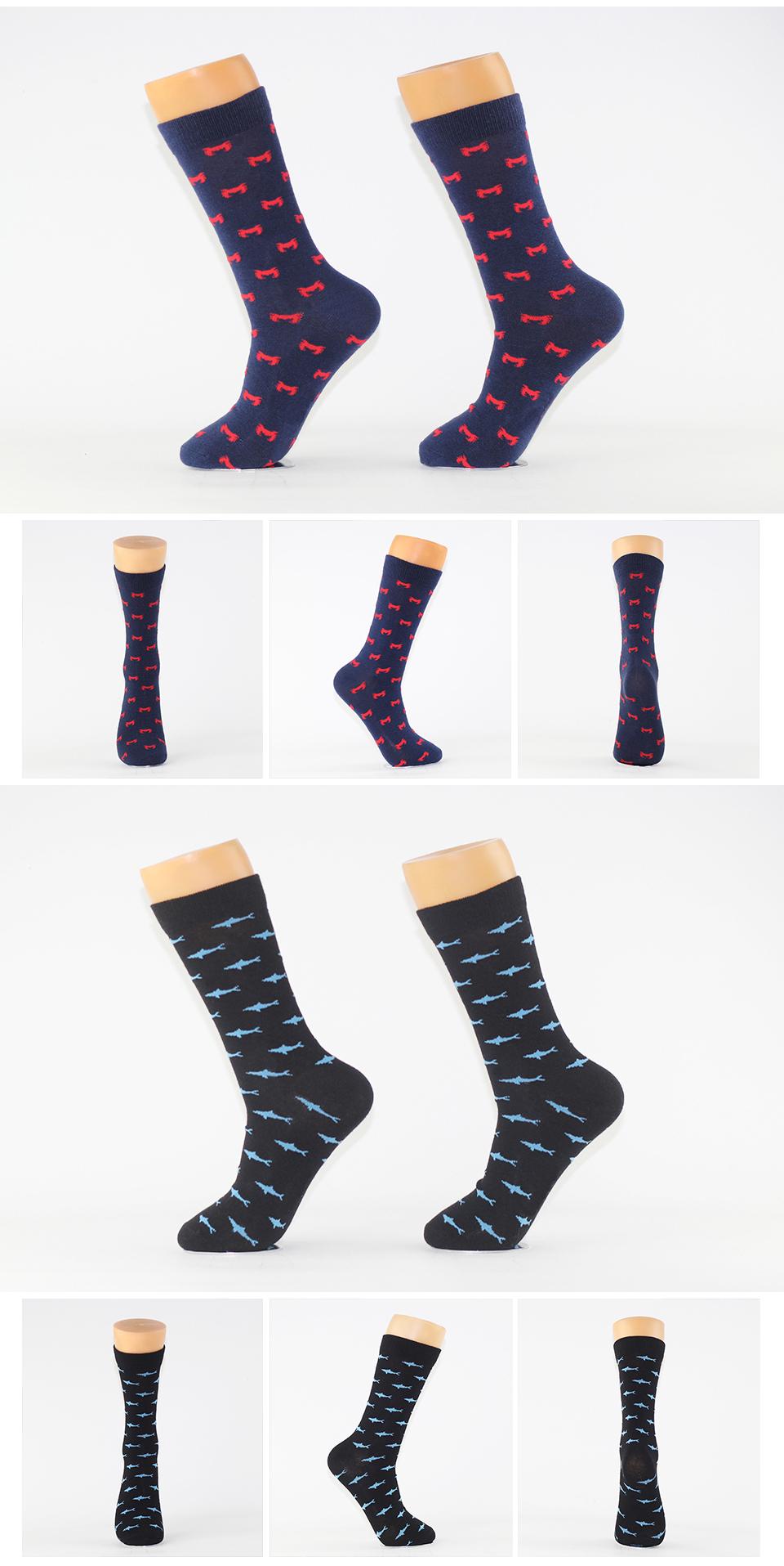 5 Pairs Lot Socks For Men
