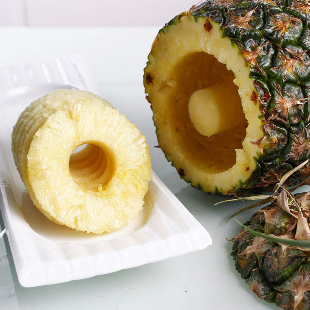 Stainless Steel Pineapple Peeler Cutter Slicer Corer Peel Core Tools Fruit Vegetable Knife Gadget Kitchen Accessories