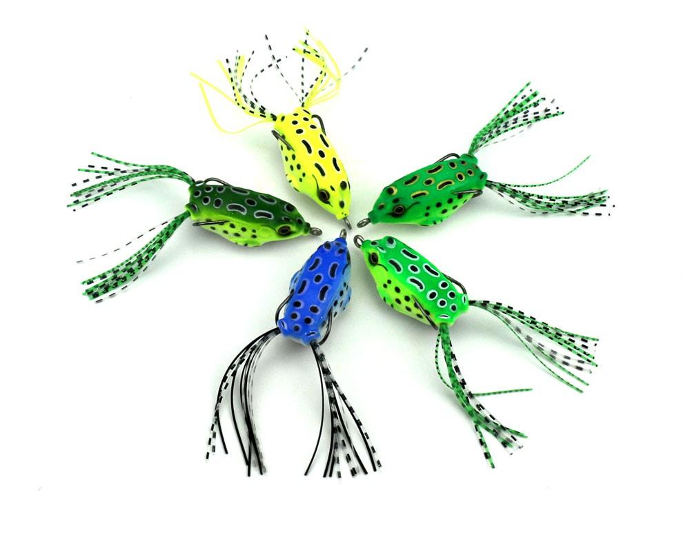 FO004 soft frog bait (8)