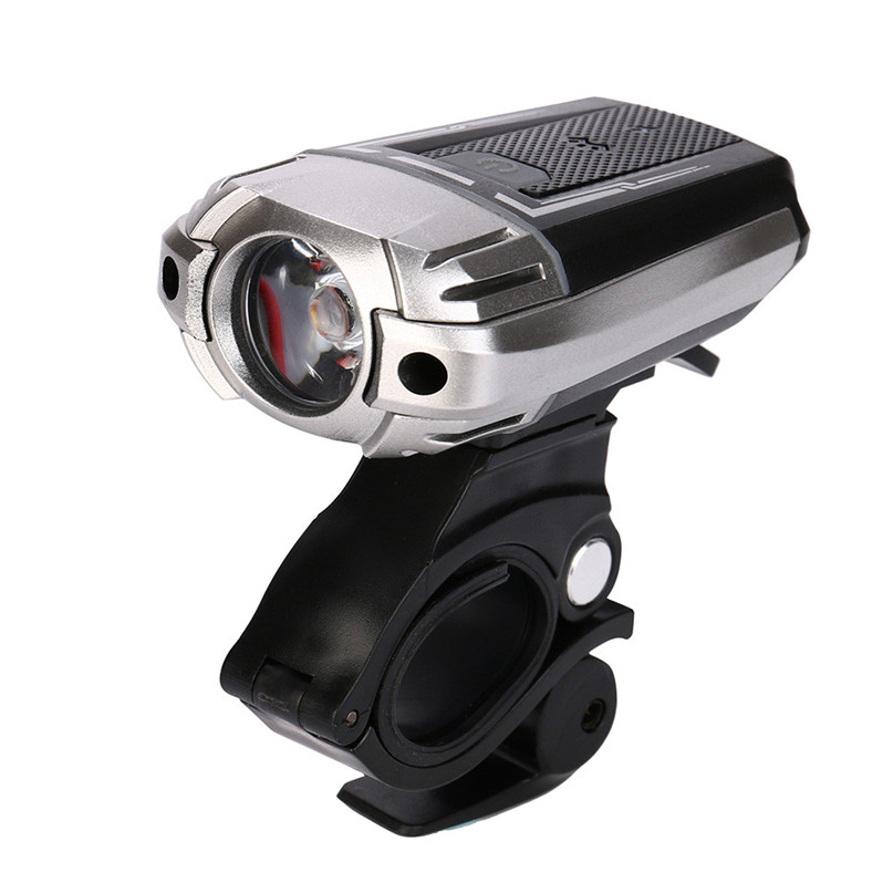 USB Rechargeable LED Bike Bicycle Cycling Front Rear Tail Light Headlight Lamp for Strobe Warning lamp night riding safety #2A30 (4)
