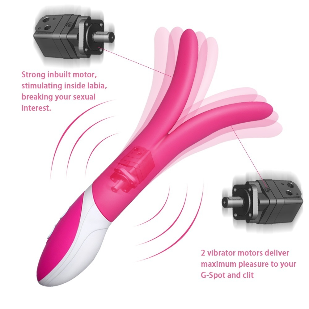 New 9 Speeds Body Massager Clitoral Strong G-Spot Vibrators Stimulator Adult Sex Toys for Women AV Vibrators for couples