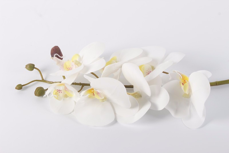 Artificial Orchid Flowers Real Touch Artificial Butterfly Orchid flores artificiales Wedding decoration home Festival Decoration (30)