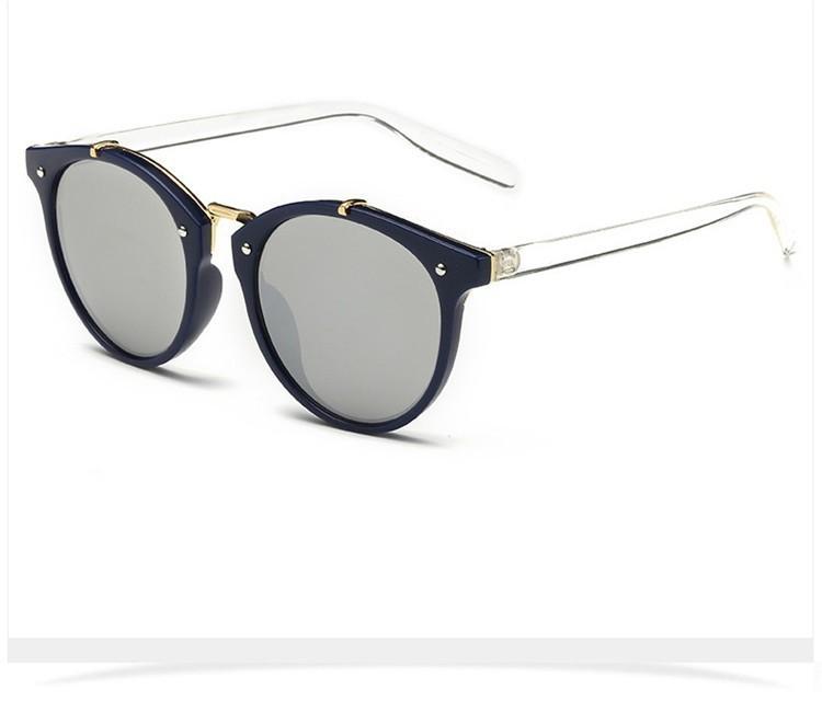 2016 Classic Brand Designer Sunglasses Women Men Retro Round Sun Glasses Woman shades Mirror Eyewear Lady Male Female Sunglass (42)