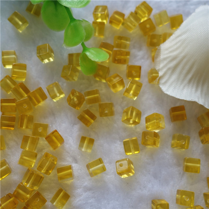 Naturel Topaze Pierre Citrine sculpté Pi Xiu jaune cristal Pièce Pendentif richesse