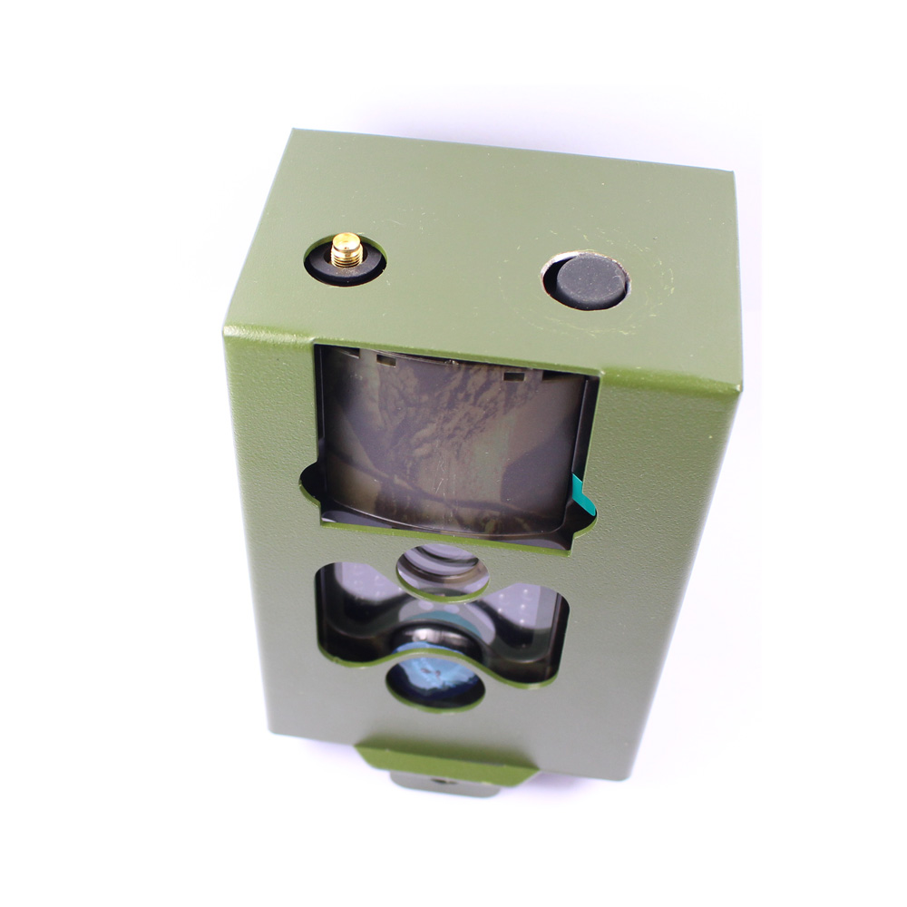 Hunting Camera Security Protection Metal Case Iron Lock Box for HC550A HC550M HC550M HC500M 3