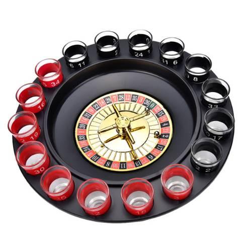 Creative Shocking Shot Roulette Shot Reloaded Shock Game Drinking Tool Fun UK