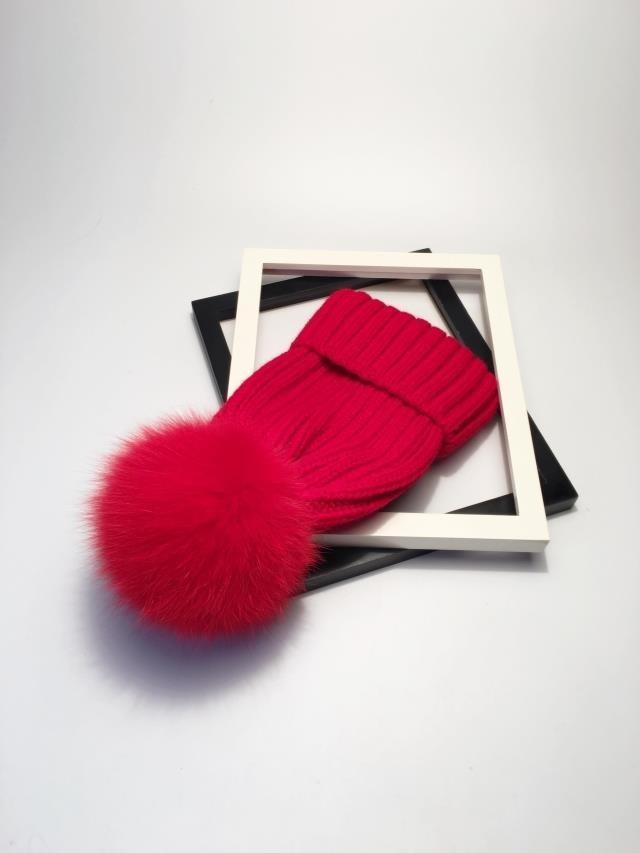 pompom hat fur hat winter hats for women knitted hat winter beanie hat women hat (21)