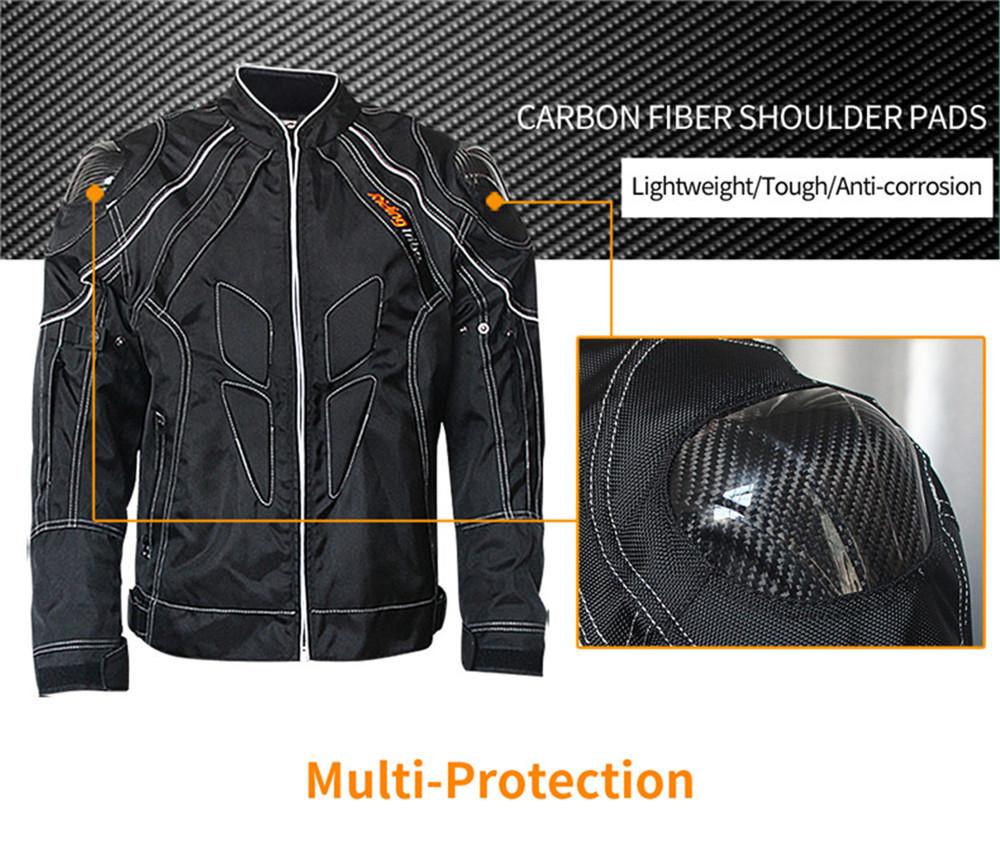 Protector Street Compre Motocross De Motos Chaqueta Carreras Road pYFIzYq