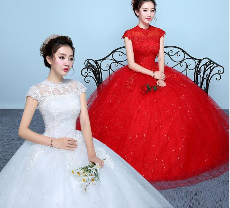 Vestiti Da Sposa Cinesi.Comprare All Ingrosso Semplice Abito Da Sposa Cinese Ecomonico