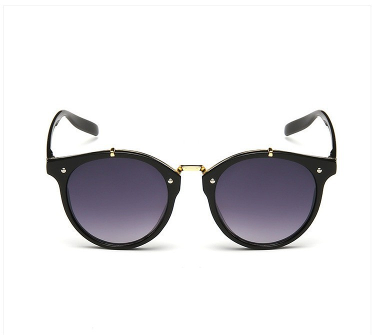 2016 Classic Brand Designer Sunglasses Women Men Retro Round Sun Glasses Woman shades Mirror Eyewear Lady Male Female Sunglass (31)