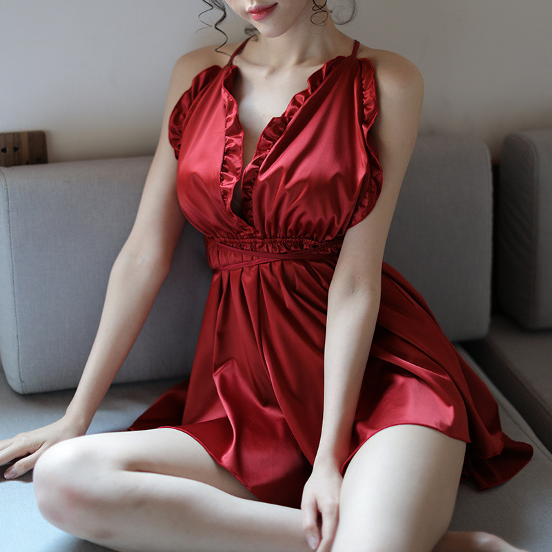 Message, matchless))) red i ll you sexy underwear show tell more