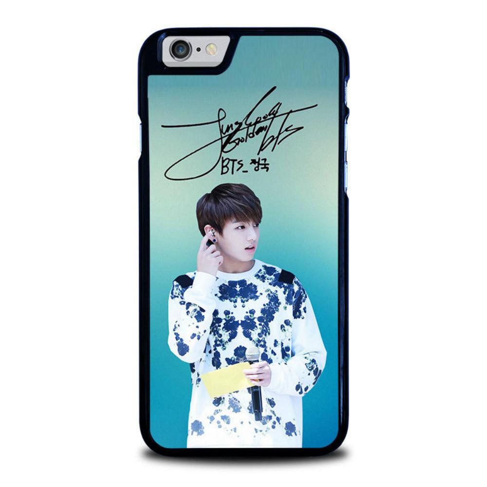 Coque Bangtan Boys Bts Jungkook Pour IPhone 5c 5s 6s 6plus 6splus 7 7plus Samsung Galaxy S5 S6 S6ep S7ep S7ep Proposé Par Dragonballcase, 4,2 € | ...