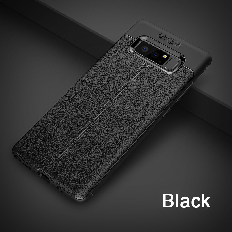 Luxury Carbon Case For Samsung Galaxy Note 8 S8 Plus Cover Leather TPU Soft Coque For Samsung S7 Edge A3 A5 2017 J5 J7 2016 Case (15)