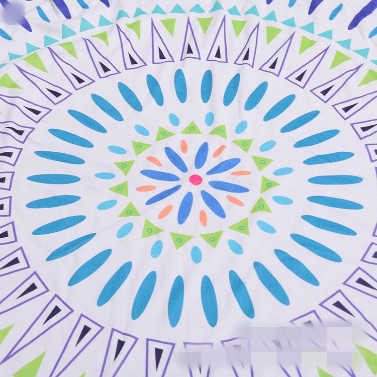Round beach towel (26)