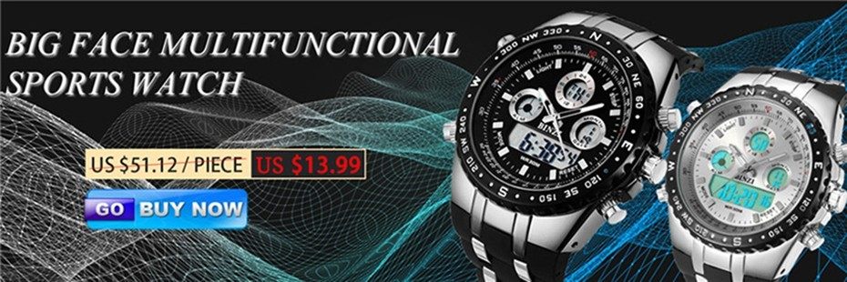 ST1605 sports watches men