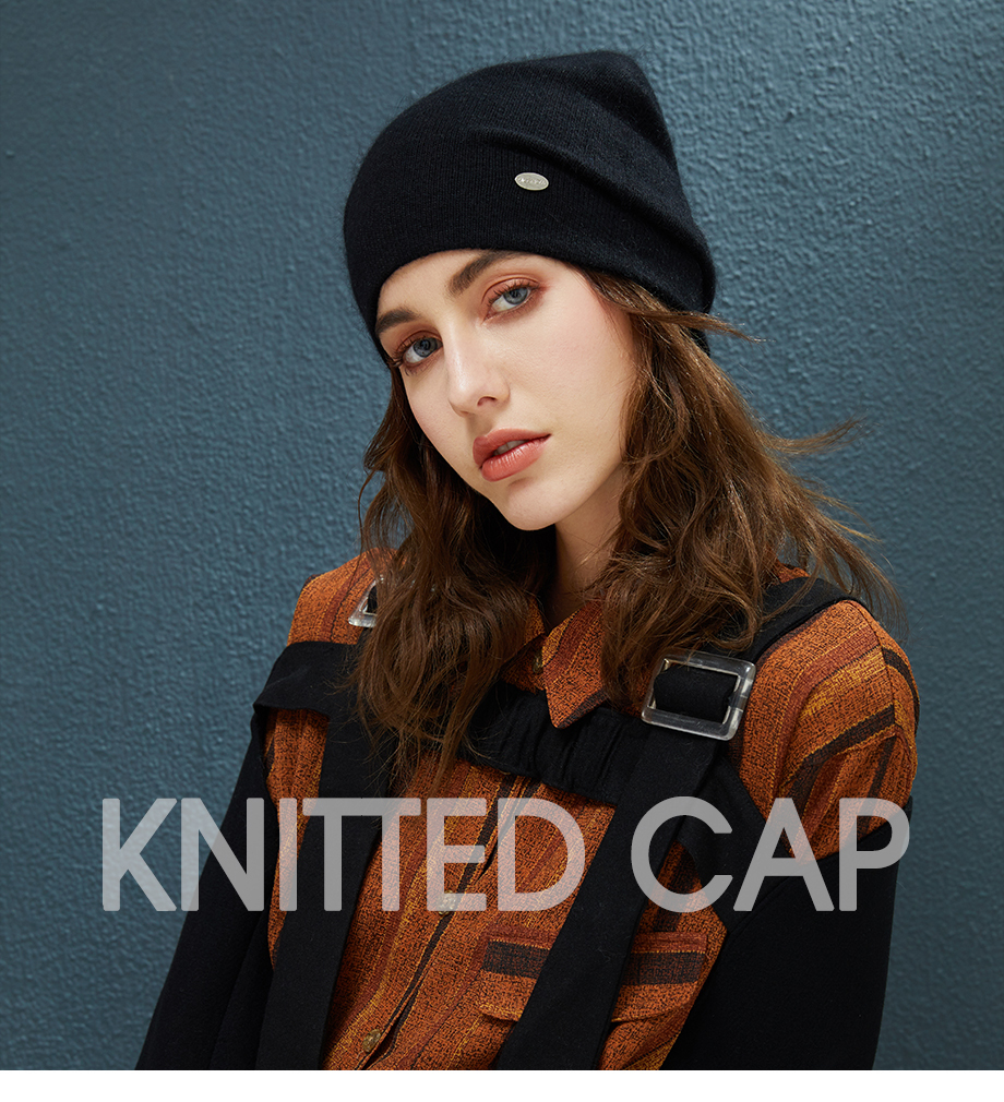 Winter Hats For Woman 2018 New Beanies Knitted Solid Cute Hat Girls Autumn Female Beanie Warmer Bonnet Ladies Casual Cap 8 Color (1)
