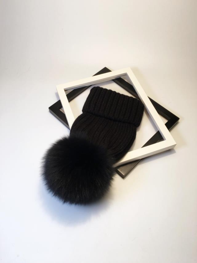 pompom hat fur hat winter hats for women knitted hat winter beanie hat women hat (19)