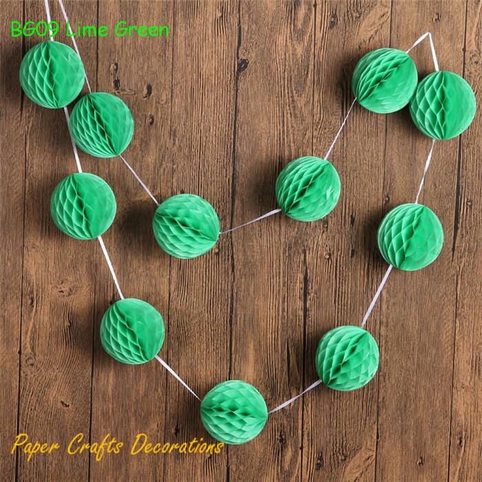 BG09 Lime Green