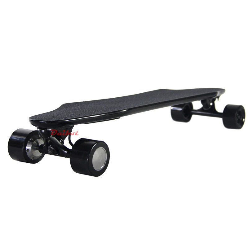Daibot 36V Electric Scooter Four Wheel Electric Scooters 600W Brushless Hub motor 30KMH Electric Skateboard Scooter For Adult (14)