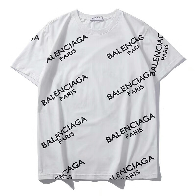 Womens Mens New Fashion T Shirt with Brand Letter Fashion Designer Top Tees Short Sleeve Casual T-shirt New Arrivals