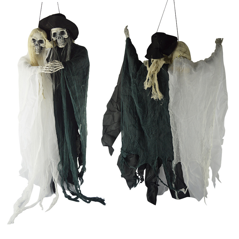 Suspension Squelette Halloween Décorations-MARIES