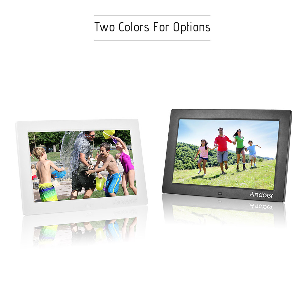 2018 Wholesale 10 Digital Photo Frame Full View 1080p Advertising ...