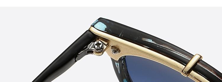 2016 Classic Brand Designer Sunglasses Women Men Retro Round Sun Glasses Woman shades Mirror Eyewear Lady Male Female Sunglass (2)