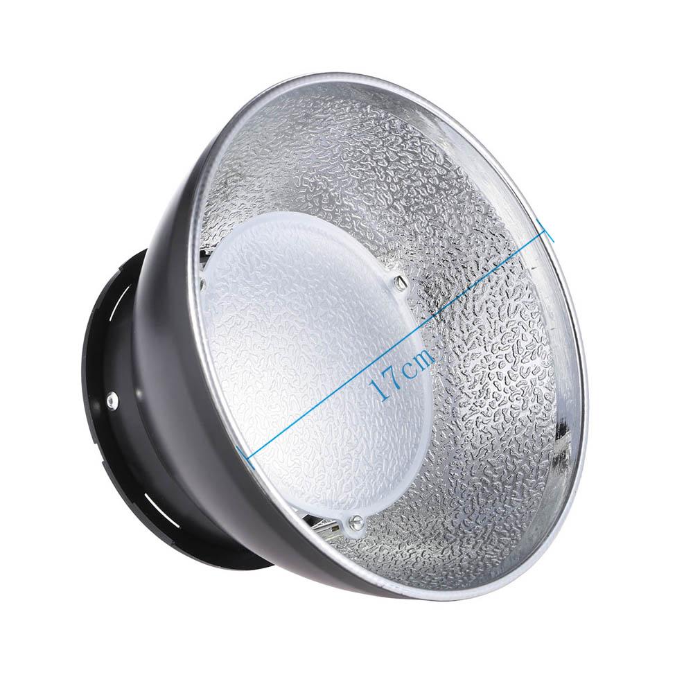 "wholesale SGA-SR173S 17cm/6.7"" Lamp Shade Speedlite Beauty Dish Diffuser for Nikon Canon Yongnuo Godox Speedlight On-camera Flash"