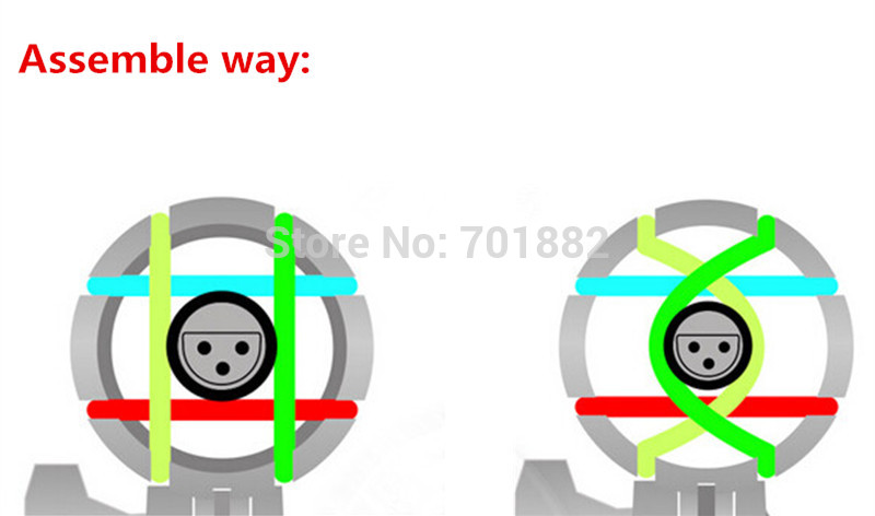 Shotgun Microphone Mic Suspension Shock Mount Pencil Clamp (8)