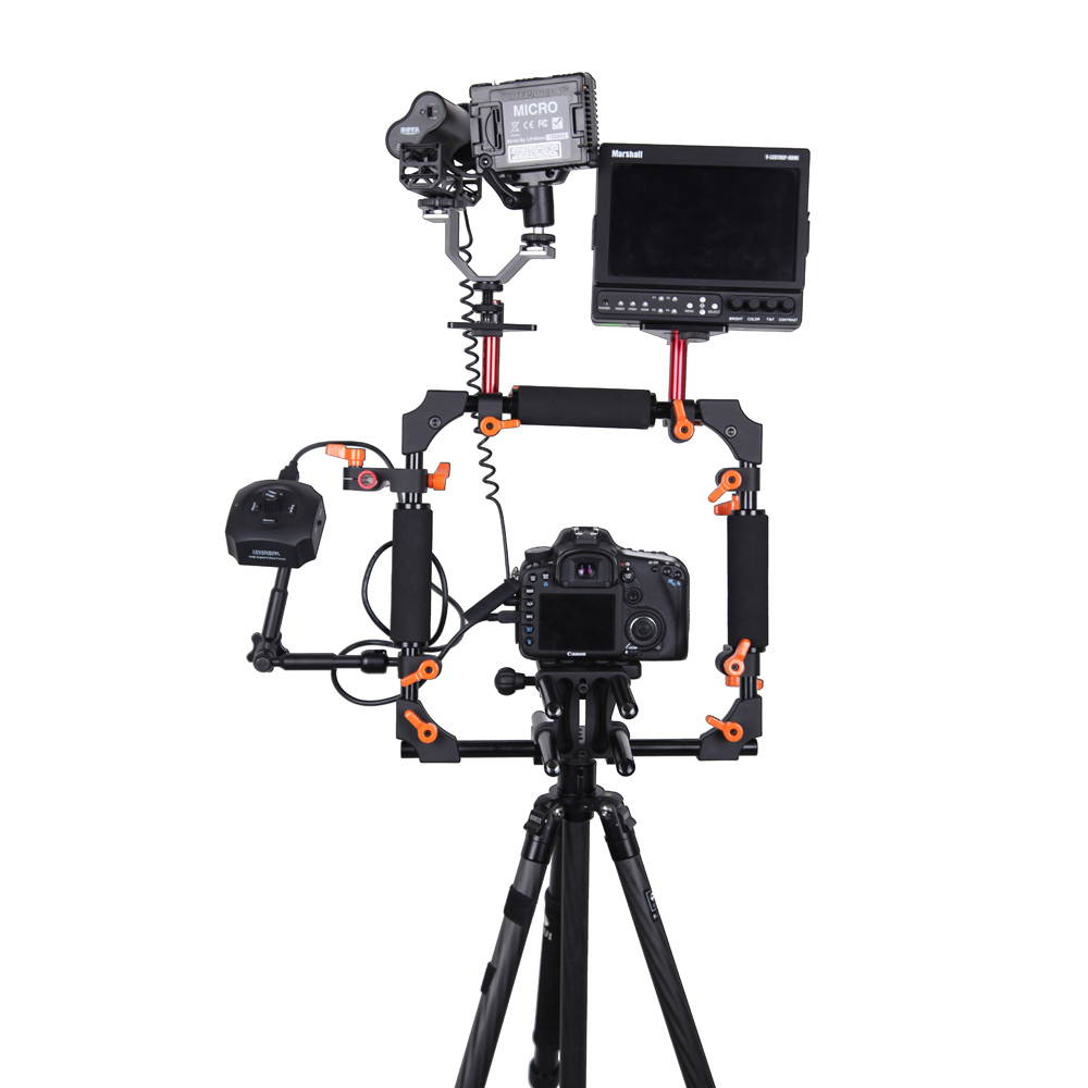 Sevenoak-SK-C01-15mm-Rod-PRO-Camera-Cage-SteadyCam-System-for-Canon-5D-5D-Mark-II (4)