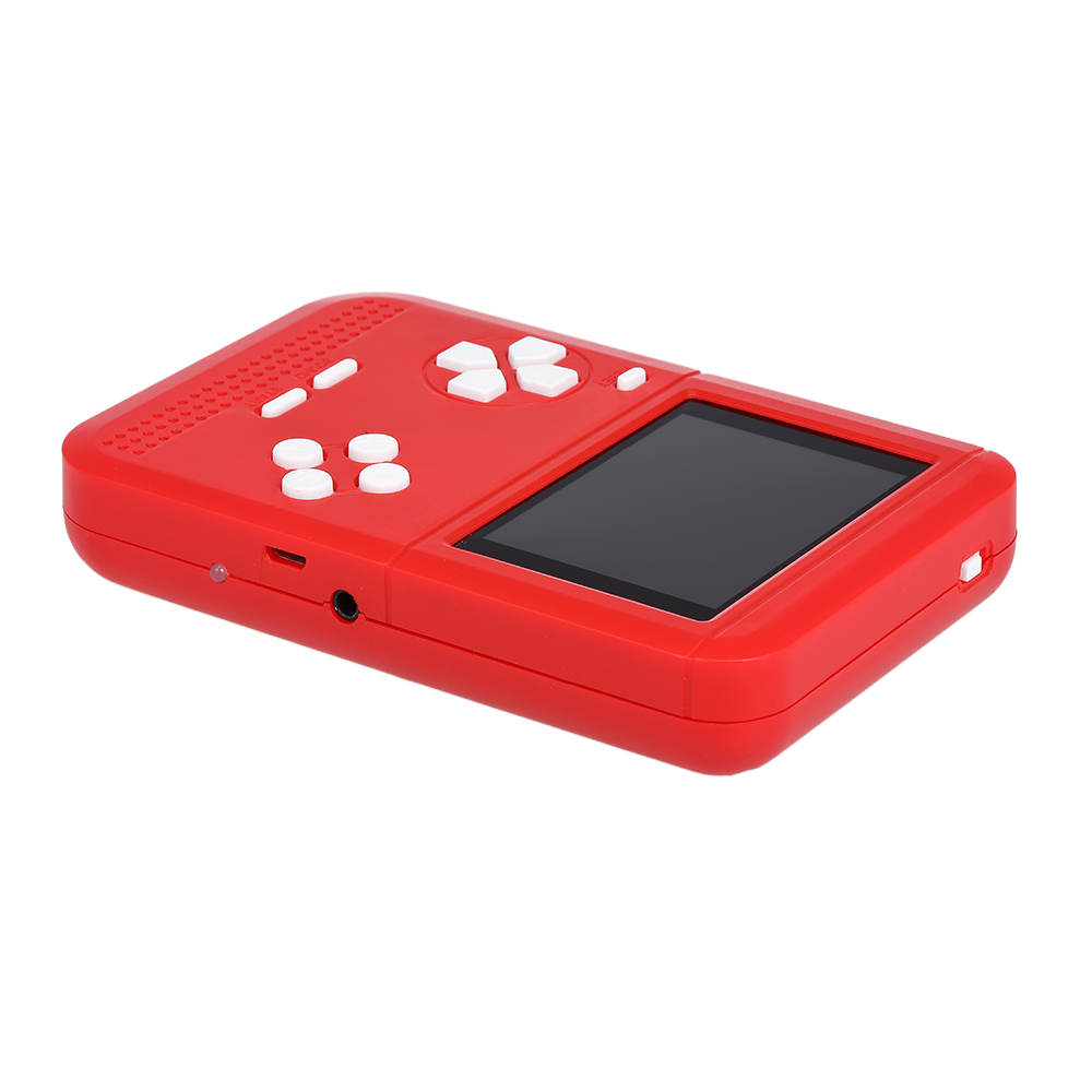 New Mini Handheld Game Console Portable Gaming Player 300 in 1 Classic Games Support TV Output With 2.Screen Display For Kids Gift