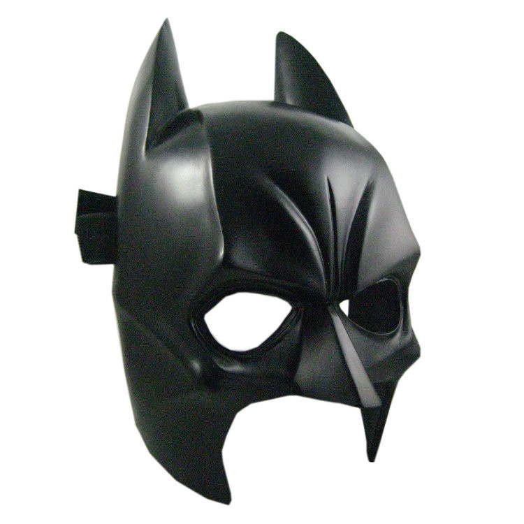 Halloween Masquerade Mask Superhero BATMAN Batman Superman Mask Headgear Masquerade Prop Batman Mask A8A63 (4)