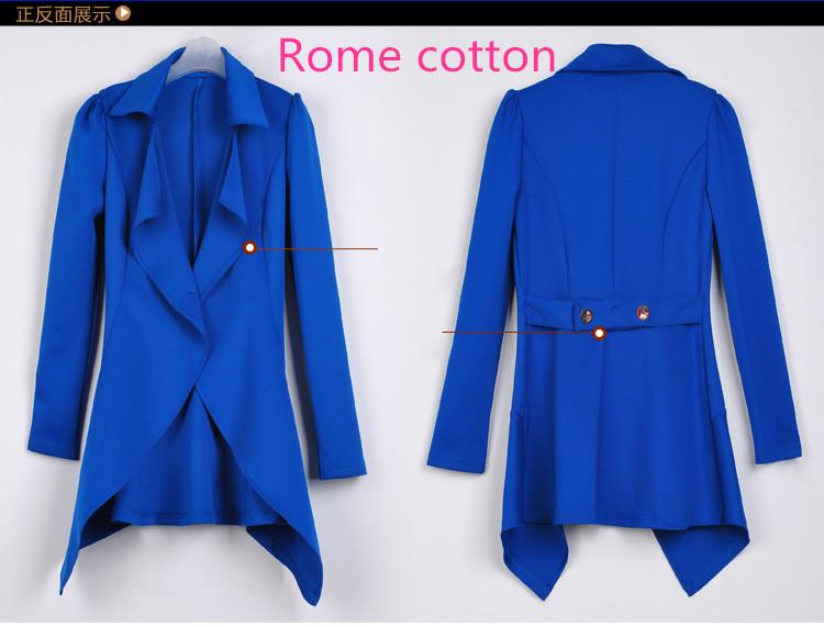 Autumn and Winter New Style Women Korean Dress Fashion Suit, Suit Jacket, Long Sleeve Leisure Suit with Black Vest A0066
