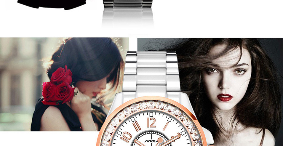 SINOBI Fashion Women Diamonds Wrist Watches (28)