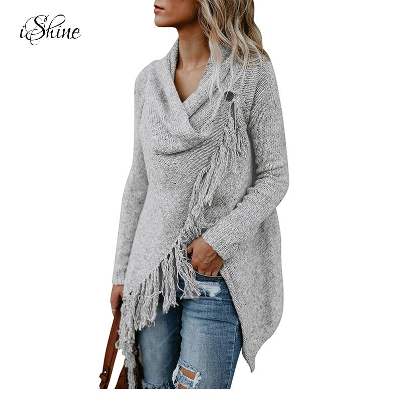 Women/'s Fashion Trendy Sweater Cardigan Poncho Batwing Tassels Frienge With Hood