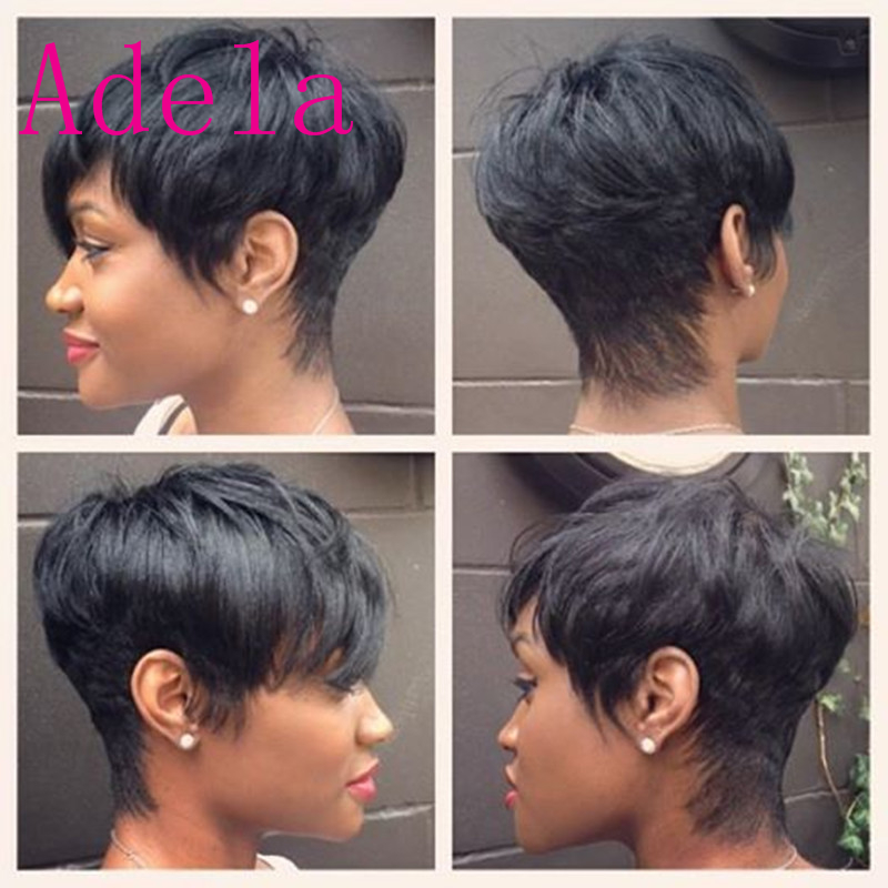 Rihanna Short Hairstyles Wigs Sales On Christmas 2020 Buy Cheap In Bulk From China Suppliers With Coupon Dhgate Com