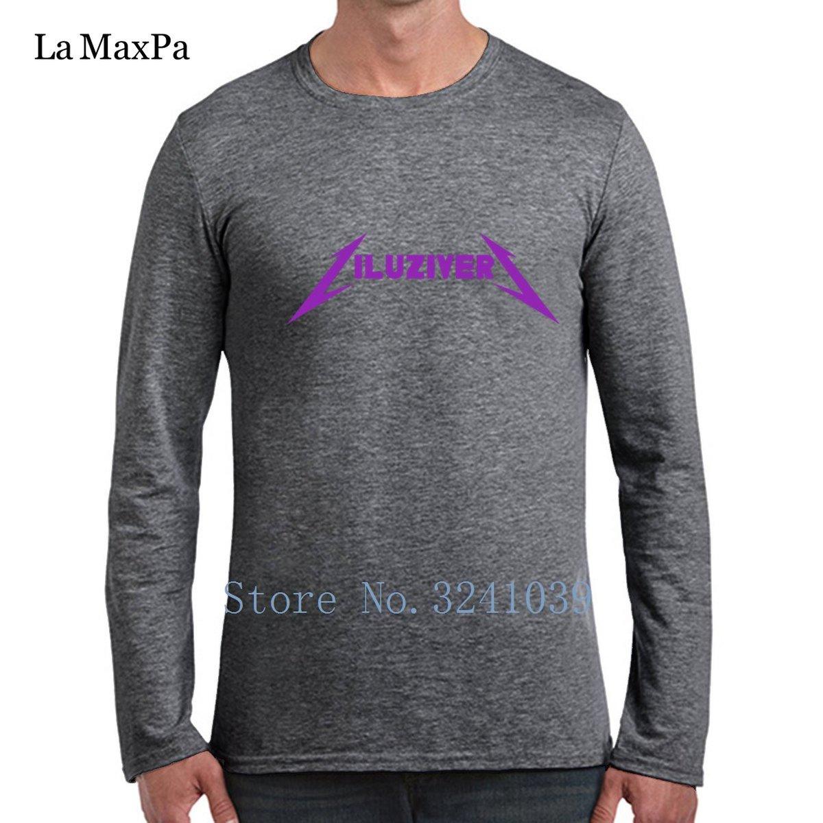 ImCustom Best Lil Uzi Ver Tee Shirts For Men Kawaii Pattern T-Shirt Man Sunlight long sleeve S-3xl Unisex Men's T Shirt Tee Tops