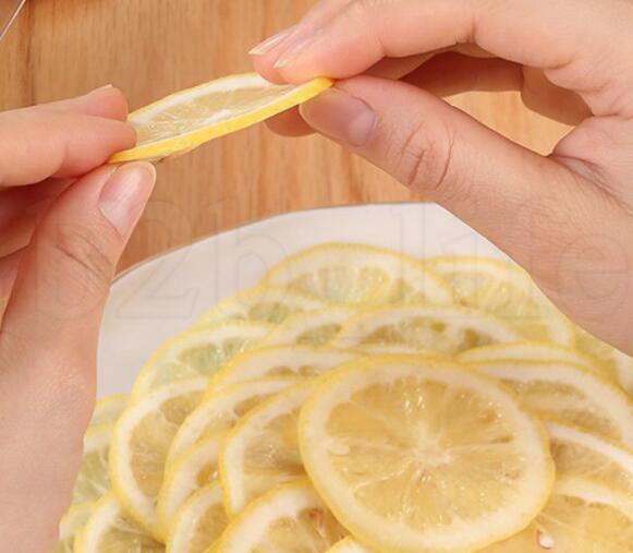 Creativo Lemon Slicer Limone Verdura Frutta Cutter Pelapatate Carota Grattugia Dicer Dry Planer Utensili Da Cucina KKA5976