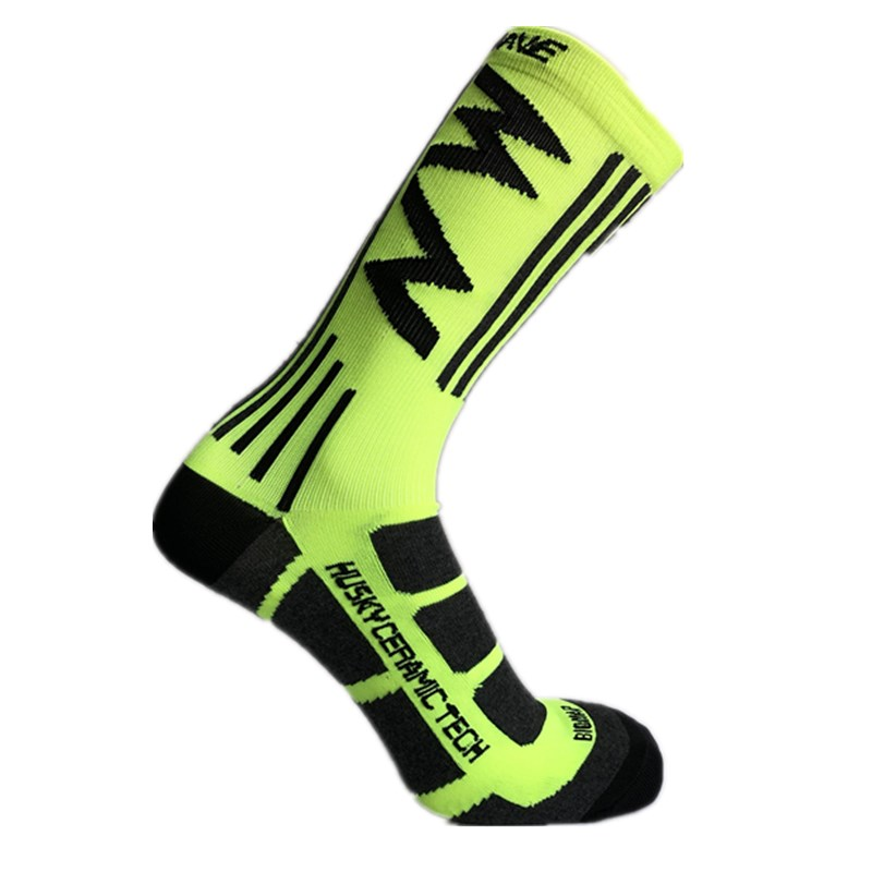 Professional Riding Cycling Socks Breathable Outdoor Exercise Sports Socks Compression Athletic Socks for Men Size 39-46