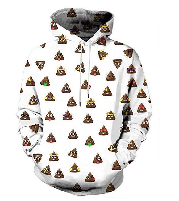 Vente En Gros Sweat Shirt 3d Emoji 2020 En Vrac A Partir De