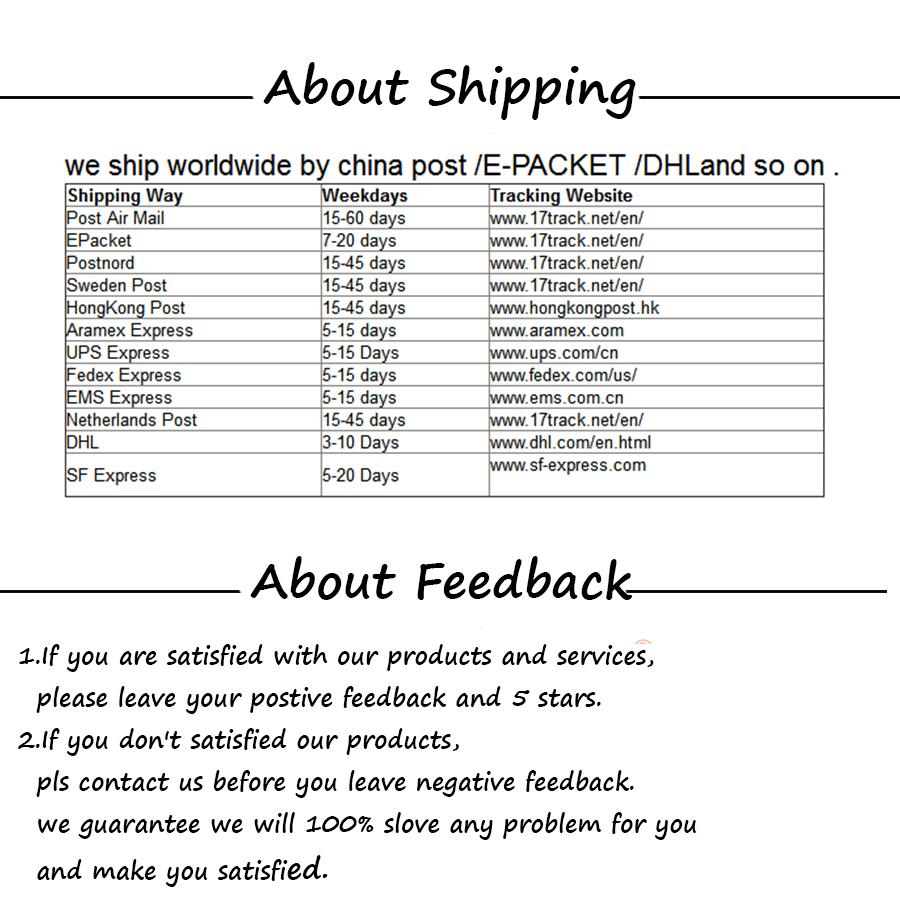 ship feedback
