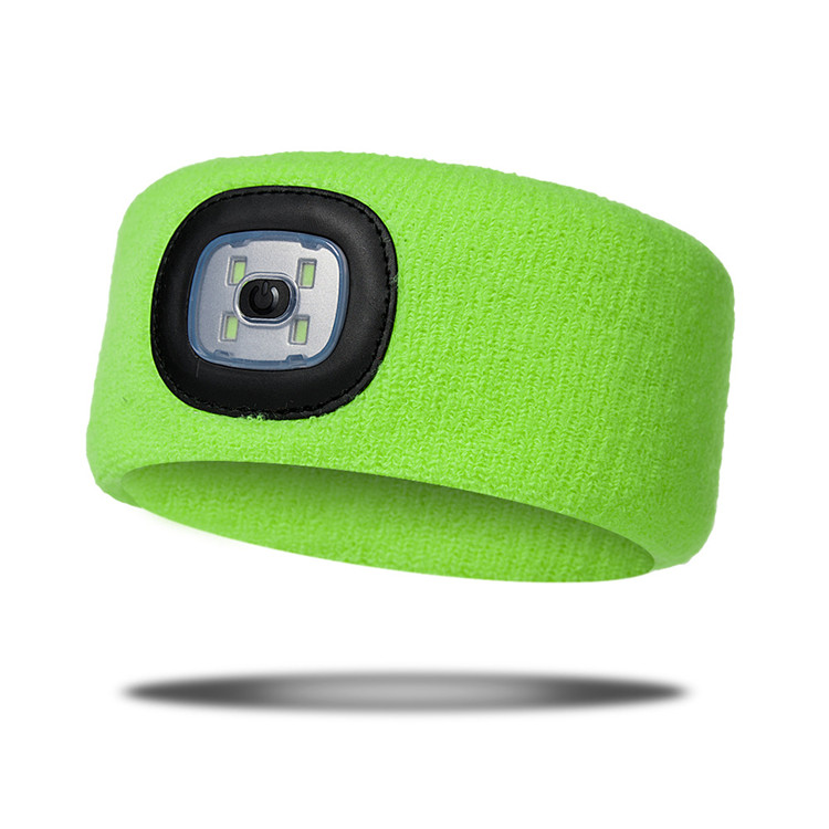 LED Light Hat Battery Type Winter Beanies Fishing Camping Cap Knitted Hat Camping Outdoor Crochet Hat Outdoor Hats T1I903