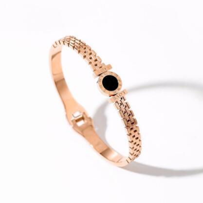 Bracelet je t/'aime en 100 langues Mémoire Chiffres Romains Cristal bangle lovers