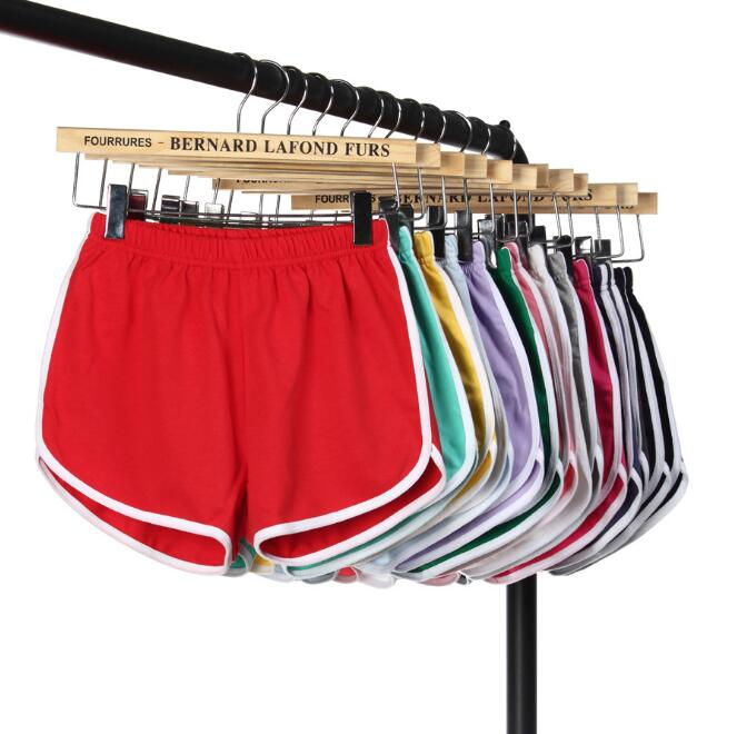 Frauen Yoga Sport Shorts Tanzen Strumpfhosen Sicherheit Unterwäsche Slip DE