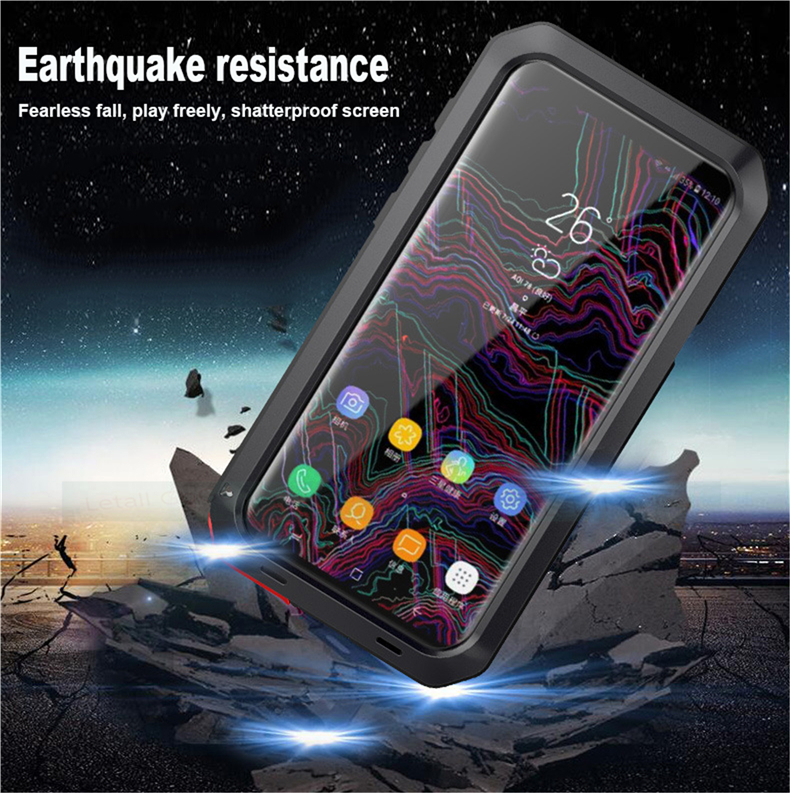 Samsung Galaxy S8 S9 Plus Note 8 9 shockproof phone cover case 12
