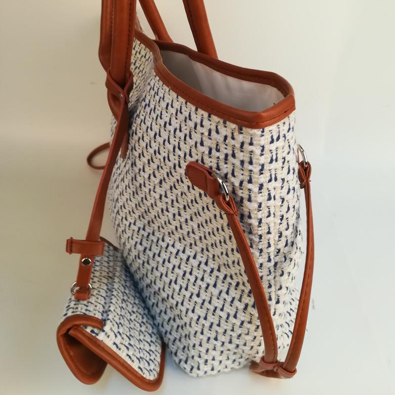 817-check string tote (3)